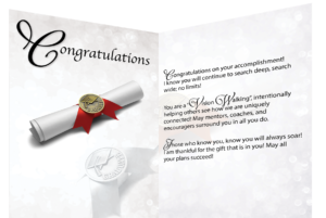 Graduate Card (5×7)